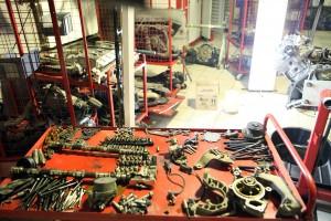 Автосервис по ремонту моторов Ниссан