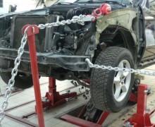 Кузовной ремонт и покраска автомобилей НИССАН