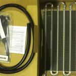 Дополнительный радиатор для аккп и вариатора Nissan.